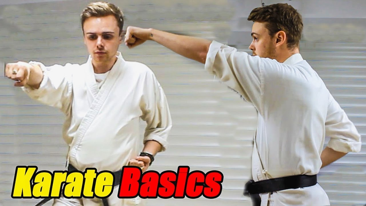 Let's Learn Karate with Chris | Episode 02
