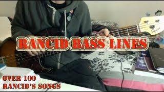 Rancid - David Courtney Bass Cover