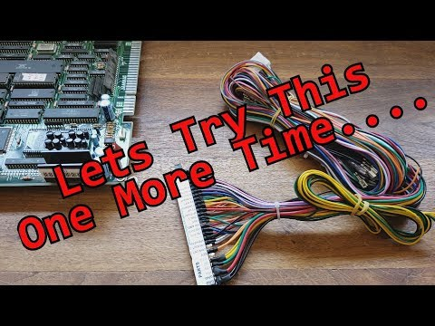 how to connect the power to jamma boards youtubearcade jamma harness explanation 2018 edition