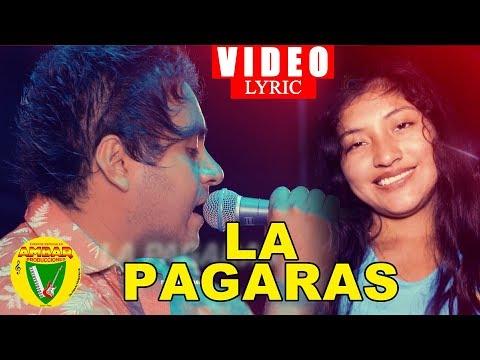 LA PAGARAS - CORAZON SENSUAL VIDEO LYRIC PRIMICIA 2018 JAIRO CASTILLO