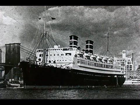 SS MORRO CASTLE (1930-1934)