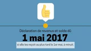Les Dates Limites De Declaration Sicilfly