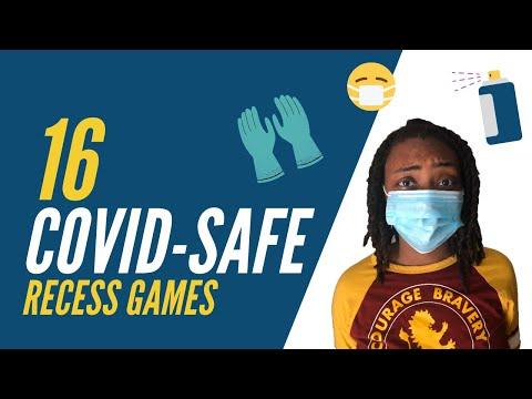 16 Covid Safe Recess Games