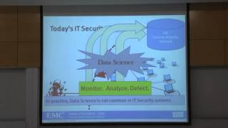 Machine Learning and Big Data in Cyber Security Eyal Kolman Technion lecture