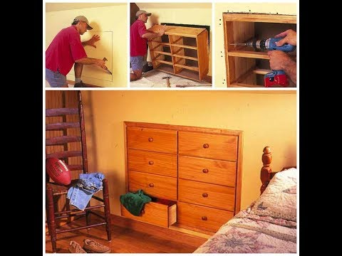 Best 60 + Space Saving Dresser Ideas Amazing Ideas 2018 - Home Decorating Ideas
