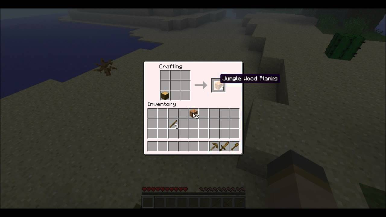 How to make a cow in Minecraft 43