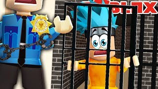 LOKKINO MI DENUNCIATO! 🏃 ARE IN PRISON on ROBLOX ITA - Jailbreak