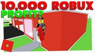 SPENT 10,000 ROBUX ON ADS! DID I PROFIT? :O