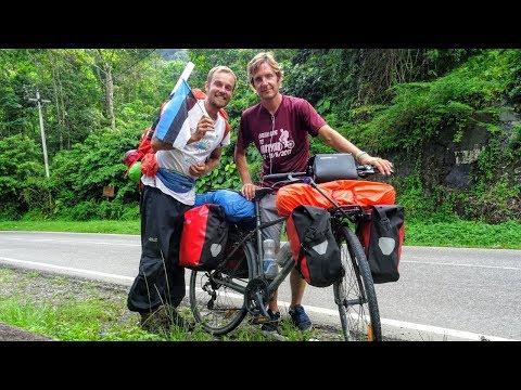 January 3 & 4 (2018) - West Sumatra, Indonesia - The Walk Around the World - Meigo Märk