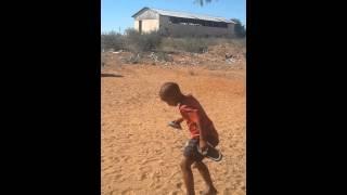 Namastap dance