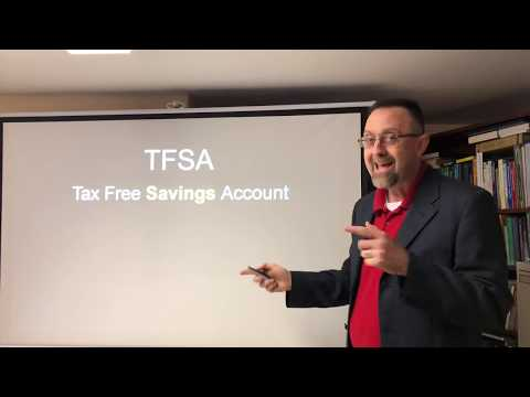 POWER Of The TFSA / Tax Free Savings Account / Best Purpose For TFSA Explained / Strategy Explained