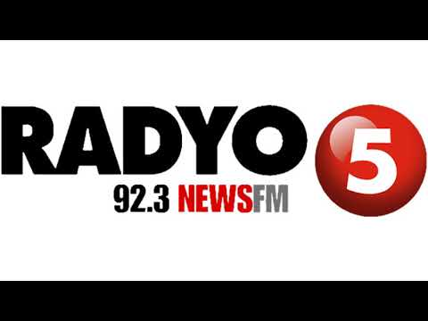 Radyo 5 92.3 News FM 2017 Sign-OFF Notice (Clear Audio)