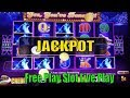 ★JACKPOT on Free Play☆HAND PAY Timber Wolf Deluxe Slot machine☆彡 100%  Live Play @ San Manuel Casino