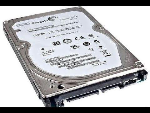 Разбор жесткого диска Seagate Momentus 5400.6 320Gb.