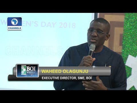 IWD: BOI To Disburse N22bn To Women Owned Business Pt.1 |BOI Weekly|