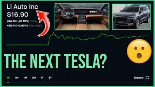 Li Auto EV Stock IPO ⚡ Is $LI the Next Tesla? - Robinhood Investing | Li Auto Stock Analysis