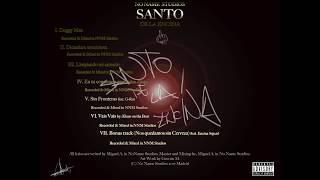 V. SANTO - SIN FRONTERAS Feat G RAT (Official Audio)