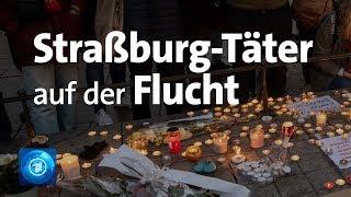 Straßburg-Anschlag: Polizei sucht Cherif Chekatt