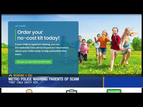Big Rig - SCAM ALERT: Child Safety Kit