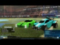 Rocket League | Team Plays and Freestyles