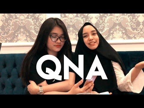 Alma & Diny jujur jujuran! #QNA
