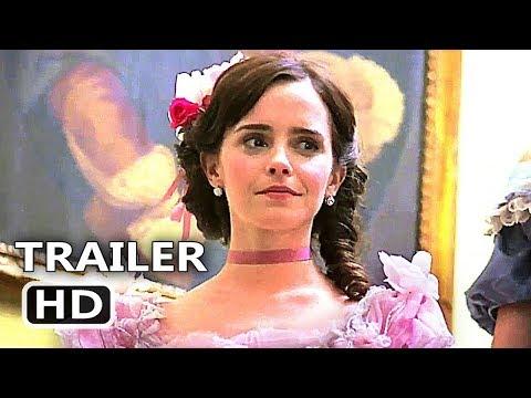 Play ADORÁVEIS MULHERES Trailer Brasileiro LEGENDADO (Emma Watson, 2019)