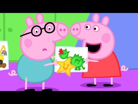 Peppa Pig скачать с 3gp Mp4 Mp3 Flv