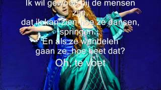 The Little Mermaid - Daar Ligt Mijn Hart Lyrics.