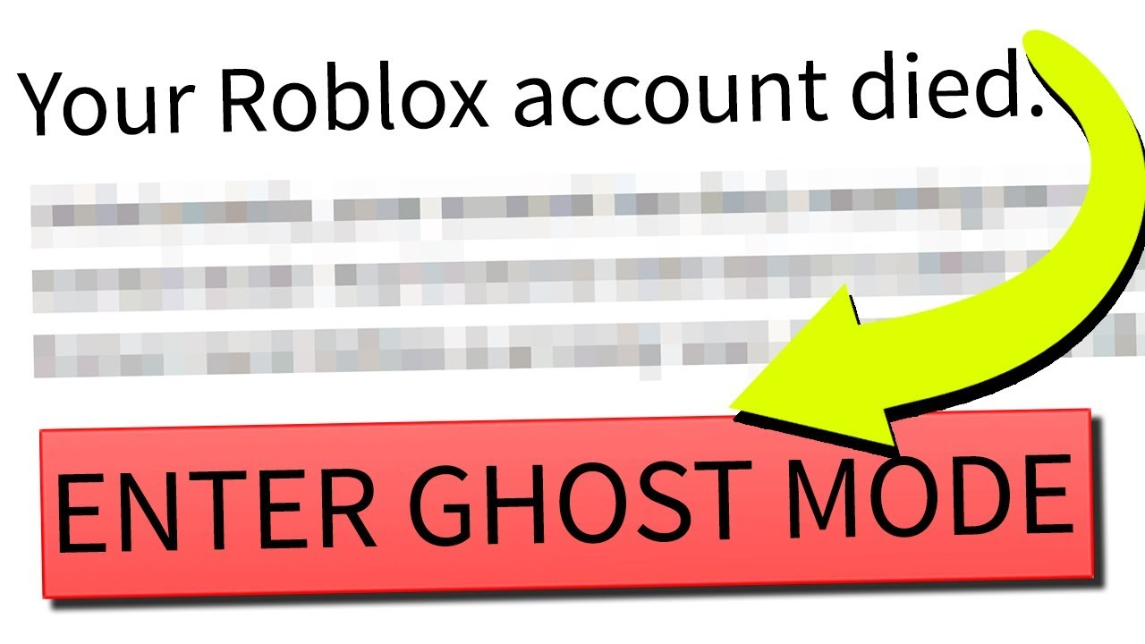My Roblox Account Died Permanently Youtube