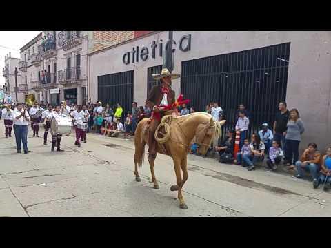 San Miguel el Alto,Jalisco, desfile celebración San Miguel arcangel 2016 , parte #2