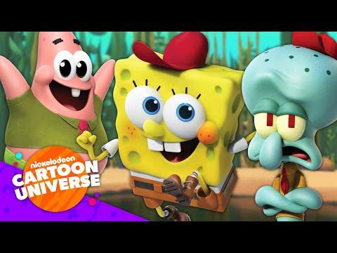 30 NEW Characters in Kamp Koral! 🤓 | Nickelodeon Cartoon Universe