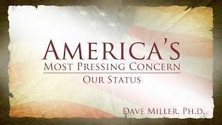 our status   america s most pressing concern
