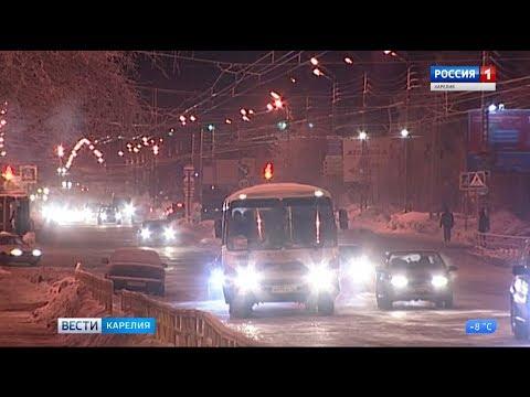 Петрозаводчане могут поделиться своим мнением о качестве работы маршруток