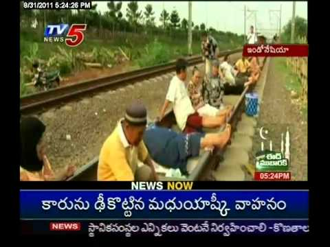 TV5 - Indonesians Use Railroad Therapy
