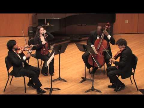 String Quartet No. 8 in C minor, Op. 110, by Dmitri Shostakovich