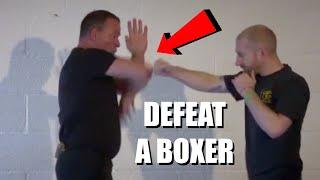 DESTROY A BOXER'S ATTACK | Sifu Steven Burton