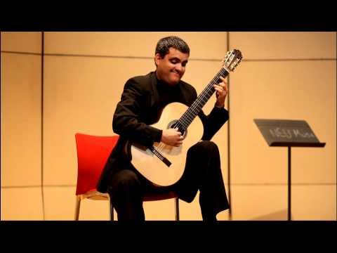 Edel Muñoz: Boston GuitarFest Competition 2011