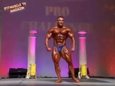 Ahmad Haider 2012 كمال الا جسام احمد  حيدر جسم جميل جدا