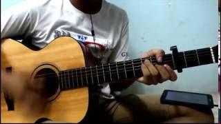 Cơn Mưa Cuối - Justatee ft. Binz - guitar tutorial