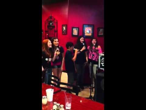 RMS Drama Karaoke Fundraiser