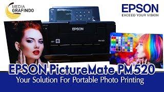 Photobooth Printer Epson PictureMate PM-520
