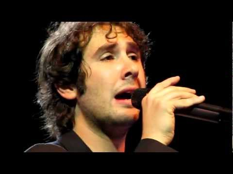 Walk Away - Josh Groban - Madison Square Garden  11-14-2011