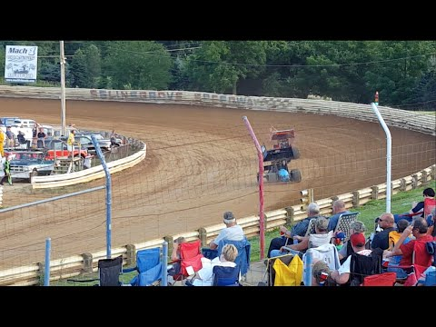 Night At The Races (Selinsgrove Speedway) (7.25.15 - Day 390)