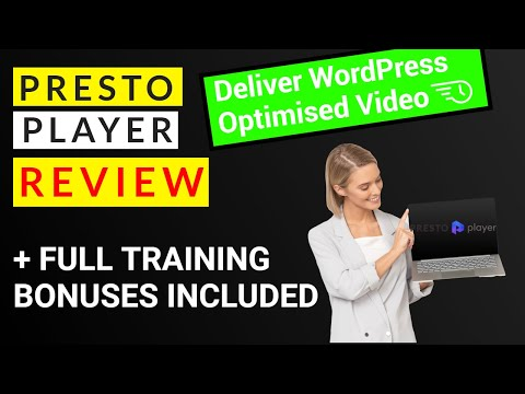 Presto Player Review - WordPress Video Embed Plugin thumbnail