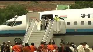 Prime Minister Narendra Modi Visits Bhutan thumbnail