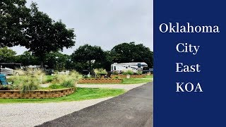 Oklahoma City East KΟA Campground Review