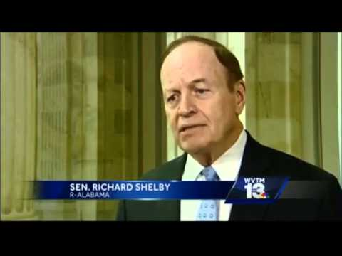 Senator Shelby on the Iran Nuclear Agreement