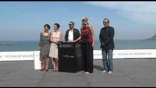 Photocall ''For those who can tell no tales''