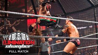FULL MATCH - World Heavyweight Title Elimination Chamber Match: WWE Elimination Chamber 2011