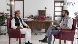 2019 में सपा-बसपा साथ चुनाव लड़ेगी: NDTV से बोले अखिलेश